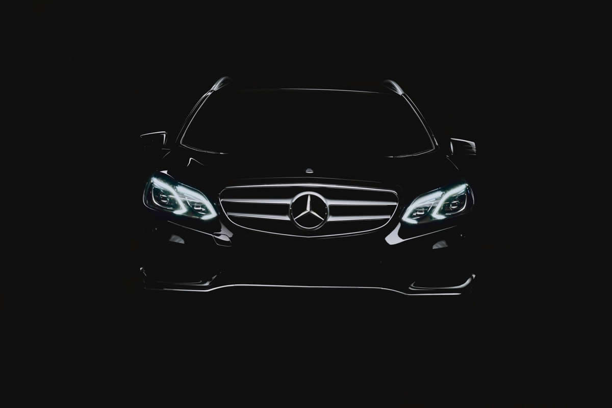 Mercedes Benz Commercial photography